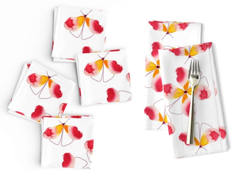 napkins_flowers