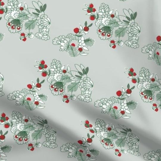 winterflora_fabric